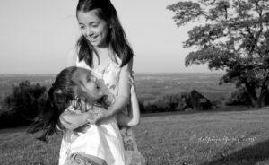 Photographe enfant et famille région des Pierres Dorées à proximité de Lyon