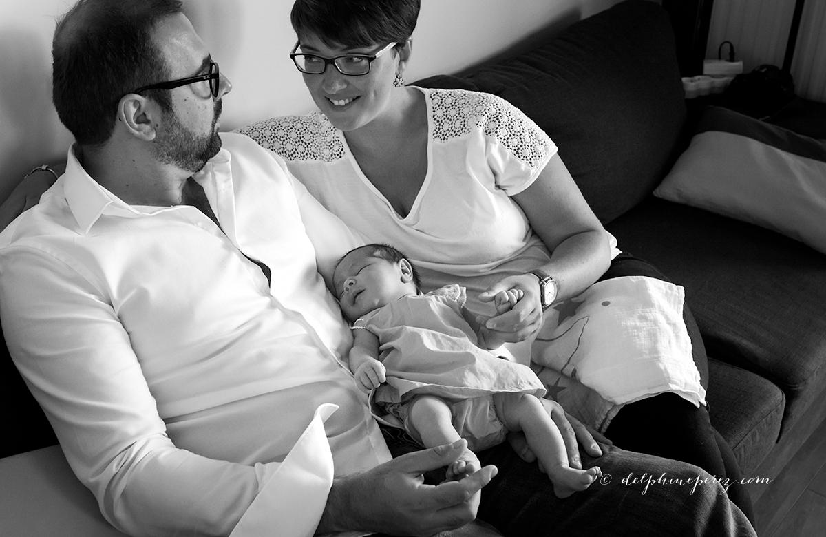 Photo naissance, bébé, grossesse, nouveau-né à Lyon