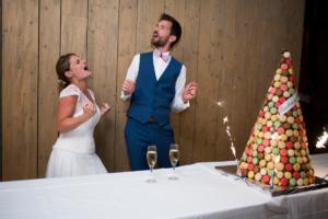 Mariage heureux Chateau des Broyers Delphine Perez Photographe