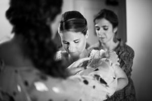 Préparatifs de la mariée par Delphine Perez Photographe