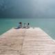 Au bord du Lac d'Aiguebelette en famille avec Delphine Perez Photographie