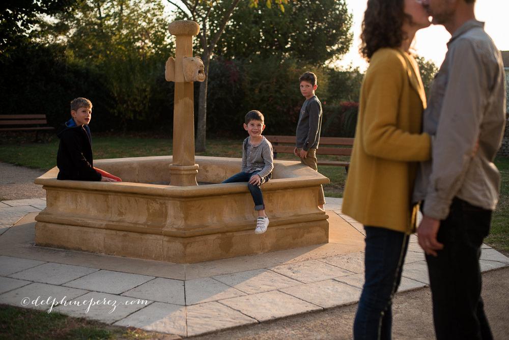 photo famille et enfants à Lyon, Villefranche et Mâcon