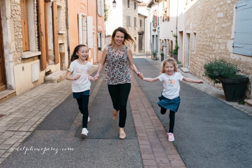 photos famille Beaujolais