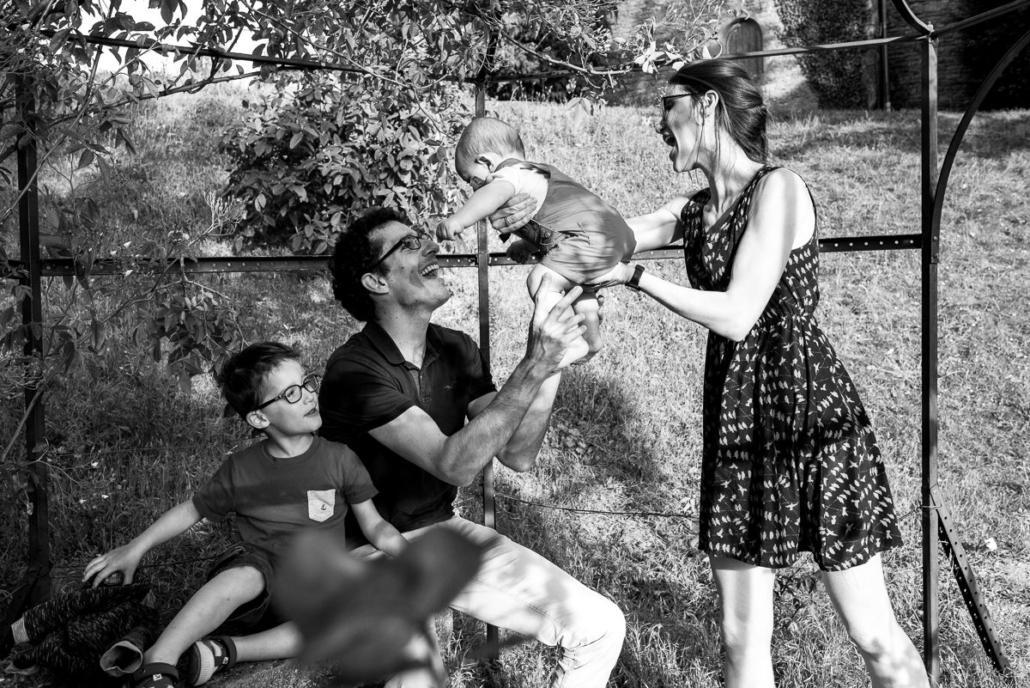 seance photo famille Villefranche sur Saône