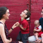 séance photo famille beaujolais