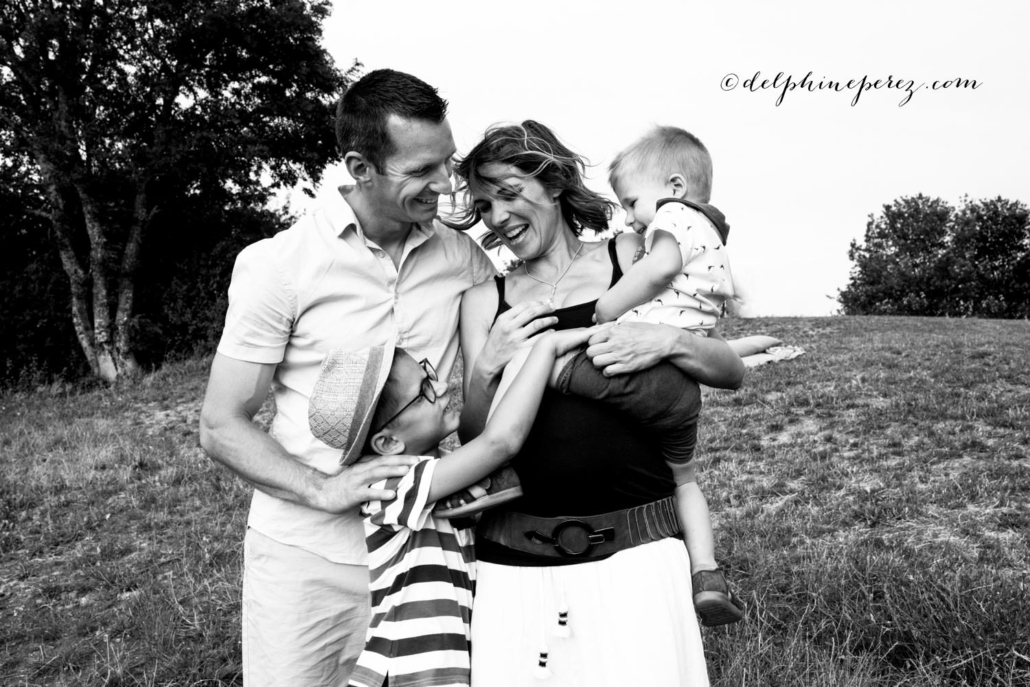 seance photo famille grossesse Poleymieux au mont d'or