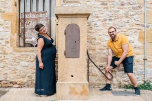 Couple, séance shooting en Beaujolais