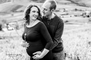 Séance photo couple et grossesse par Delphine Perez Photographe