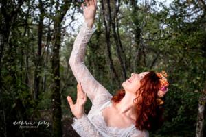 Delphine Perez Photographe Professionnelle séance photo en extérieur femme enceinte