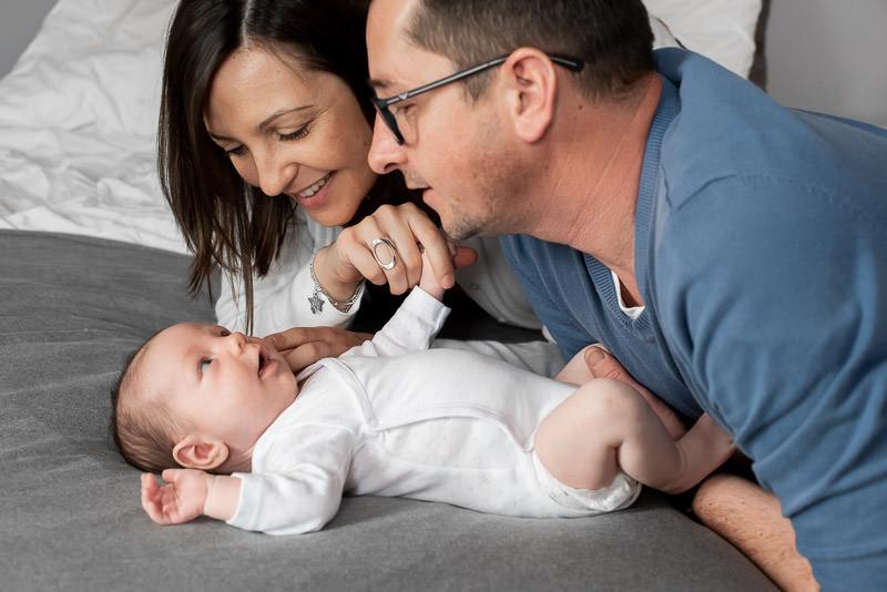 photographe famille et bébé à Lyon et Villefranche